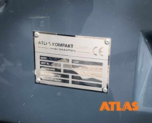 Atlas AC 60 UF